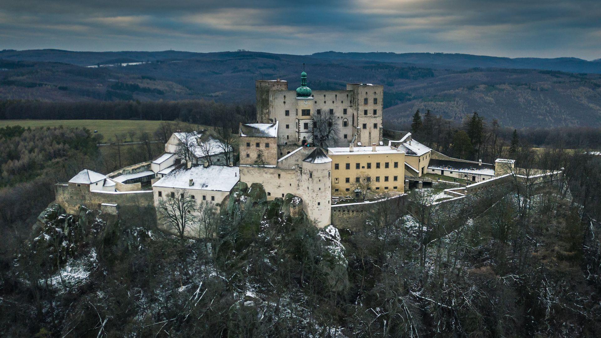 Castle Buchlov